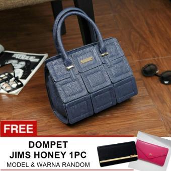 Harga Jims Honey New Arrivals Import Wallet Alice Maroon