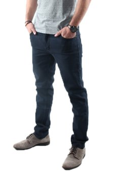 Harga 2ndRED 136310 Jeans Slim Fit Straight - Navy