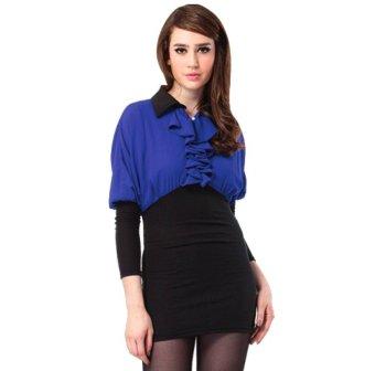 Harga 369 Mini Look Dress Biru Muda Indonesia Beli Barang Diskon Source · DRESS MINI MEWAH Biru
