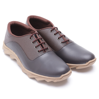 Harga Dr. Kevin Men Casual Shoes 13251 Brown
