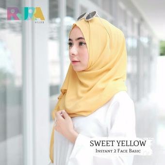 Hijab Instant 2 Face Basic