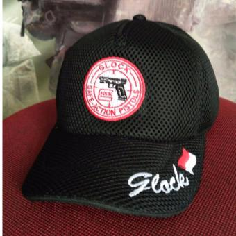 Gear Army Base Elite Military Tactical Hat TH01- Topi Tactical Mesh [Glock SAP]
