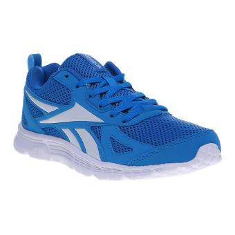 Harga Reebok Run Supreme SPT Women's Shoes - Echo Blue-Sky Blue-Putih