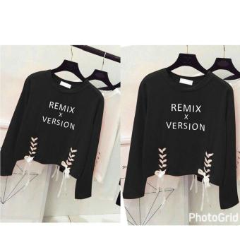 Harga Labelledesign Remix Version Blouse - Black
