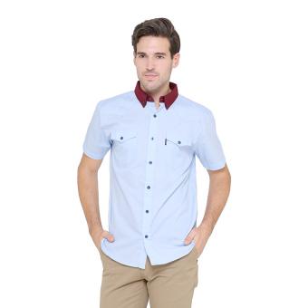 Kemeja Lengan Panjang . Source · Denim Inc Levi Short Sleeve Shirt -