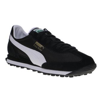 Puma Easy Rider OG Running Shoes - Puma Black-Puma White