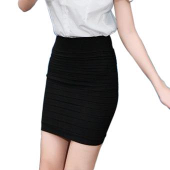 Daftar Harga Terbaru Yoins Fashion Wanita Hitam Rok Maxi Dengan Source · YBC Fashion wanita pakaian