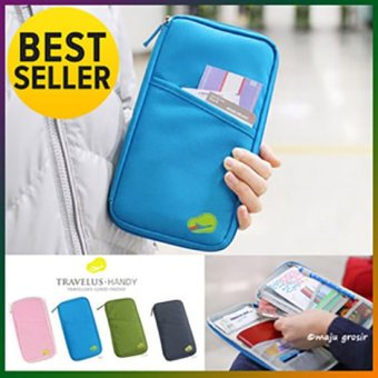 Harga Laris Unik - Card Id Holder (Passport Wallet - Dompet Paspor da
