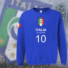 Italy nasional olahraga kerah polo kemeja musim panas lengan pendek t-shirt jersey (Polo merah dan putih). RP 136.677. Italy Laki-laki Baju Seragam Tim Logo ...