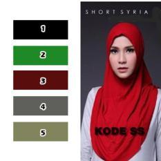 Jilbab Short Syria
