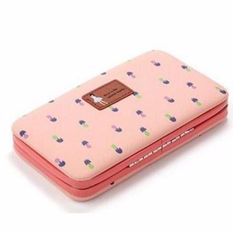 Jims Honey - Best Seller Wallet Import - Lady Wallet (Softpink) - 4