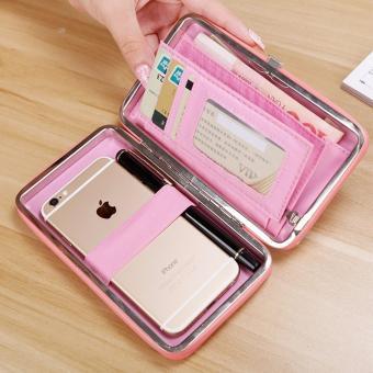 Jims Honey - Best Seller Wallet Import - Lady Wallet (Softpink) - 5