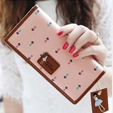 Jims Honey - Dompet Fashion Import - Dolly Wallet (Softpink)