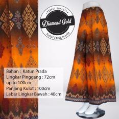 Kampung Souvenir Kulot Etnik Diamond Gold