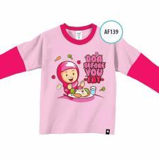 Kaos Anak Muslim Afrakids AF139