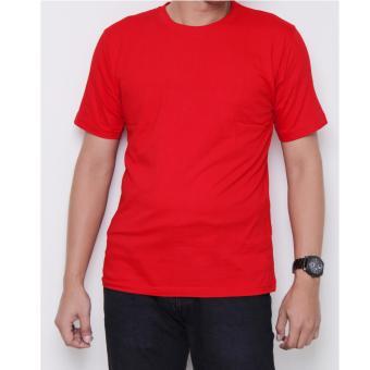Harga Kaos86 Kaos Polos T Shirt O Neck Lengan Pendek Merah Cabe Terbaru klik gambar.