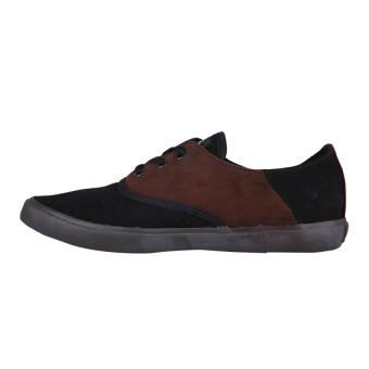 Kappa K13CFL053A Suede Sneakers - Black Brown Material Suede Kappa  K13CFL053A Suede . 3a086682c2