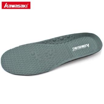 Kawasaki CFT-22 Unisex Bernapas Comfort Shock Absorption Menyerap Keringat Olahraga Insole Sepatu Keselamatan Perawatan