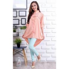 Kedai_baju Blouse Murah / Bangkok Import / Atasan Wanita Isabell KuningIDR78000. Rp 78.000