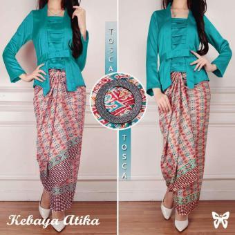 Kedai_Baju Set Batik Wanita / Kebaya Murah Atika Tosca