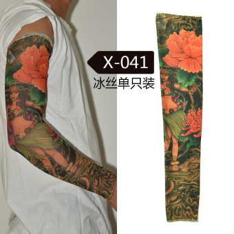 eShop Checker Kepribadian pria dan wanita simulasi tato tabir surya cuff (Tongkat tunggal X-