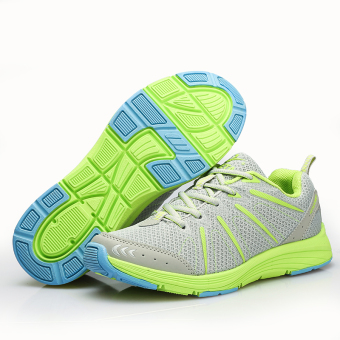 KETA Sepatu Running Sepatu Wanita Olahraga KETA 658 - Abu Hijau