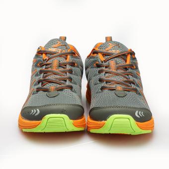 KETA Sepatu Running Sepatu Wanita Olahraga KETA 658 - Abu Orange - 3