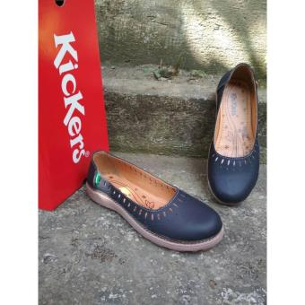 Kickers Woman Black