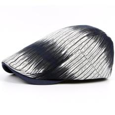 Klasik gaya Inggris kotak-kotak laki-laki ms. topi Korea Fashion Style baret 896578dd23