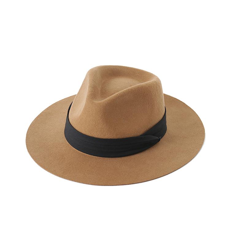 wol merasa topi Fedora bulat diremukkannya Vintage pendek si . Source · TOPI  . 715c896c30