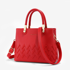 Kasual perempuan baru bahu utusan tas tas tangan (Biru) (Biru)IDR280500.