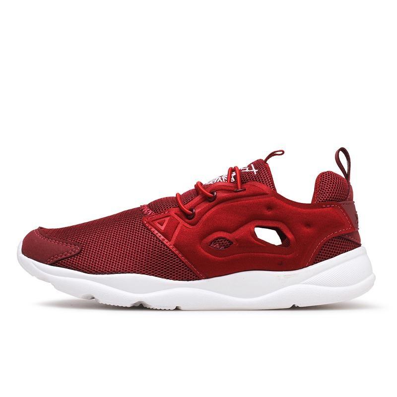 ... La CK-R03_R Men's Reebok Summer Breathable Flat Heel Sneakers (Red)- intl ...