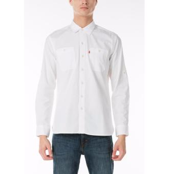 Levi's Classic Worker Shirt - White