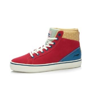 LINING ALCJ116-1 seri sepatu sepatu kasual sepatu (Seperti gambar)