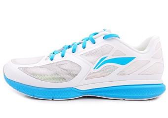 Harga Lining arbj016-8 jala generasi Icy sepatu lari (Abu-abu terang)