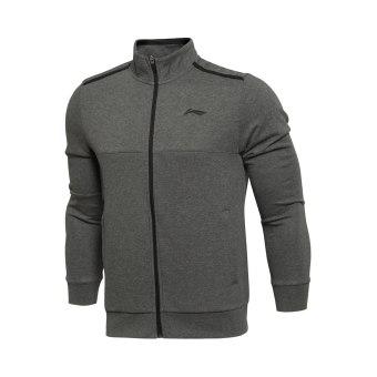 Bandingkan Simpan LINING dan nyaman baru laki-laki kebugaran cardigan  kebugaran pakaian resmi jaringan (Abu-abu gelap) Harga Terendah af5cffdb92