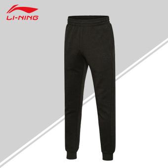 Jual LINING laki-laki musim gugur baru seri celana Wei (Bunga berwarna abu-