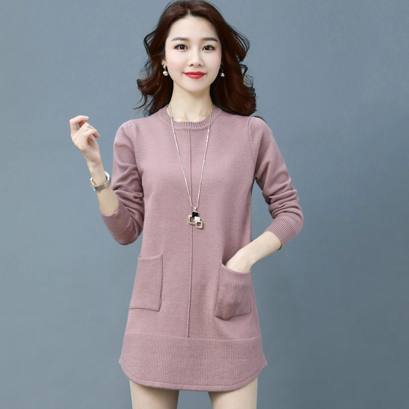 Shishang Warna Solid Setengah Tinggi Leher Bulat Sweater Bottoming Source · sweater MG6500 merah anggur Source LOOESN Korea Fashion Style perempuan lindung ...