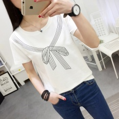 Looesn Korean Style Short Sleeved Female New Style T Shirt 2339 Source LOOESN .