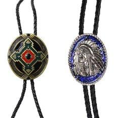Aztec Kesenian India Totem Bolo Barat Kemeja Dasi Dasi Koboi Rodeo Ball International .