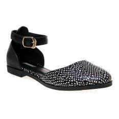Marie Claire Speli Shoes - Hitam