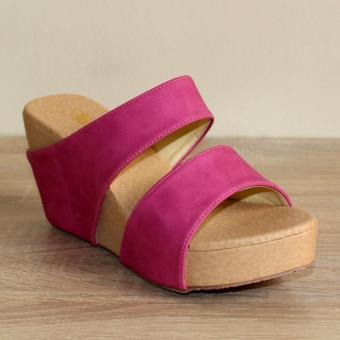 Jual Marlee RT 11 Wedges Sandal Salem online murah berkualitas. Review Diskon.