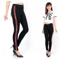 master jeans celana lis off white model terbaru