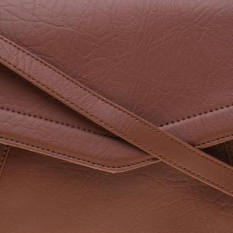 Mayonette Felipe Sling Bag - Coklat - 4