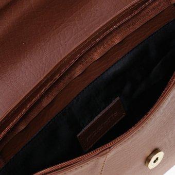 Mayonette Felipe Sling Bag - Coklat - 5
