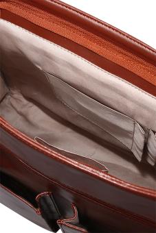 Mayonette Jordan Messenger - Cokelat - 4