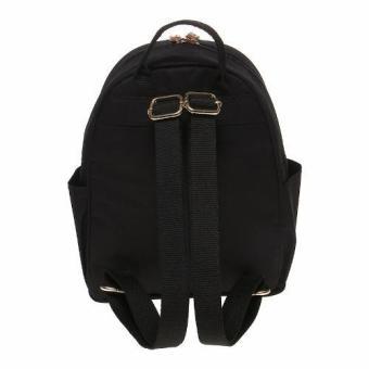 Mayonette Rubi Backpack - Hitam - 4