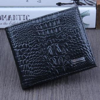 Purse Source · Men Bifold Business Leather Wallet ID Credit Card Holder PursePockets .