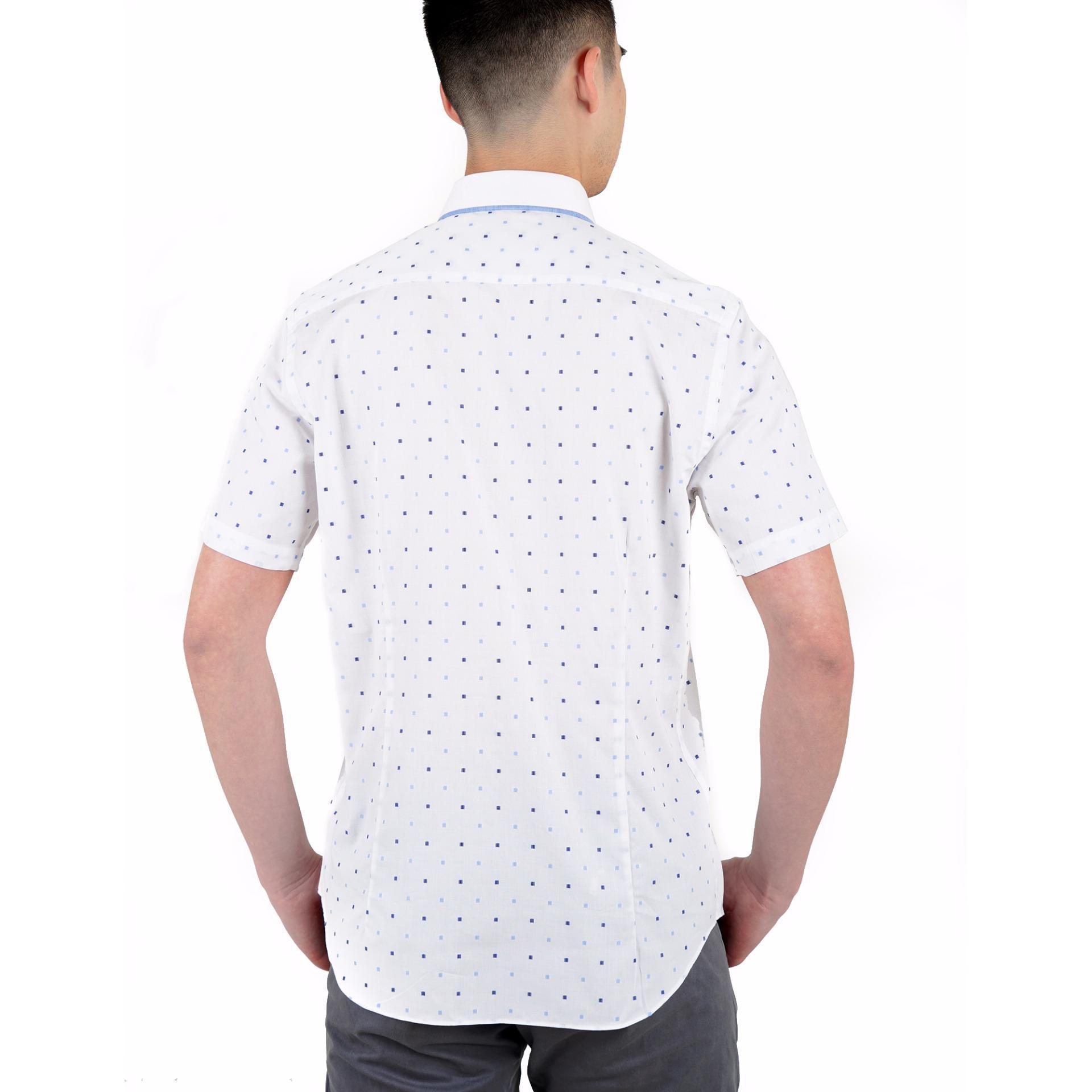 Baju Pria Crocodile Men Polo Shirt Slim Fit Bahan Katun 100 Cotton Palm Relax White L Kemeja Lengan Pendek