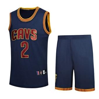 Men's Cleveland Cavaliers #2 Kyrie Owen NBA Basketball jerseys -intl